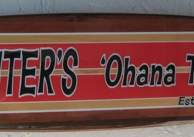 surfing signs and designs
